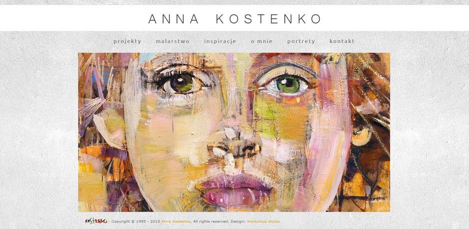 malarstwo Anny Kostenko
